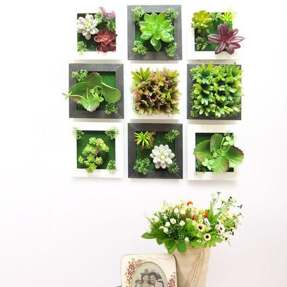 Sztuczne kwiaty w dekoracji wnętrz